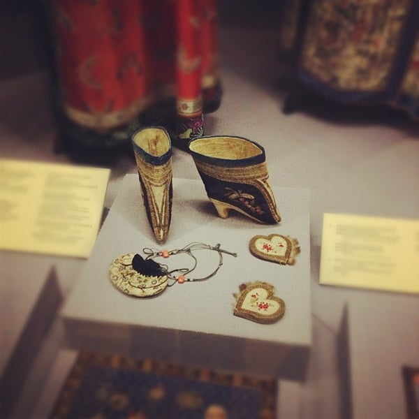 11/18/2012에 Daria B.님이 The State Museum of Oriental Art에서 찍은 사진
