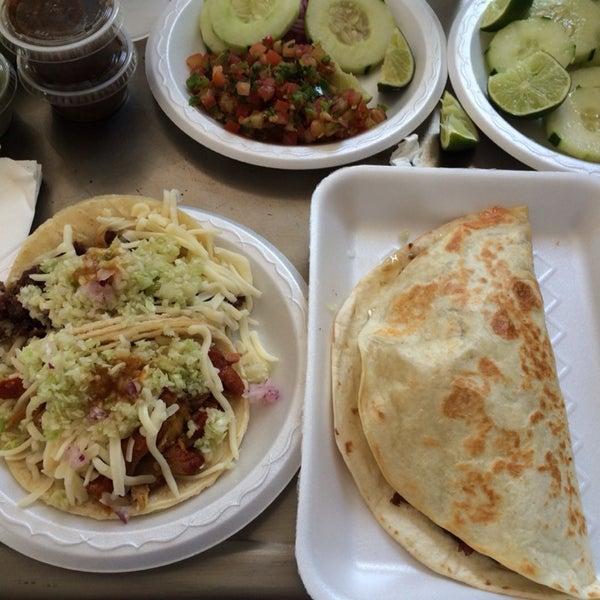 backyard taco mexican restaurant