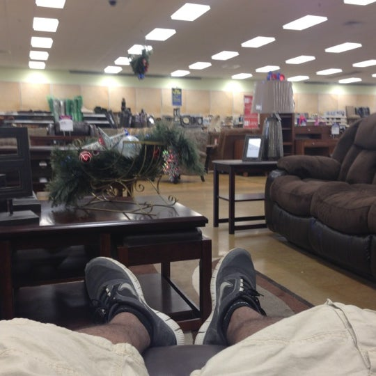Photo Taken At Fort Bragg Furniture Store By Noah P. On 11/10/