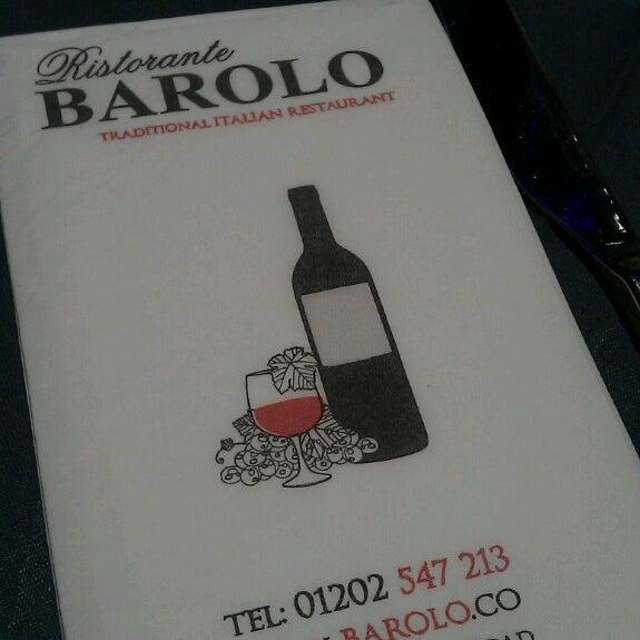 Barolo Restaurant Bournemouth Reviews
