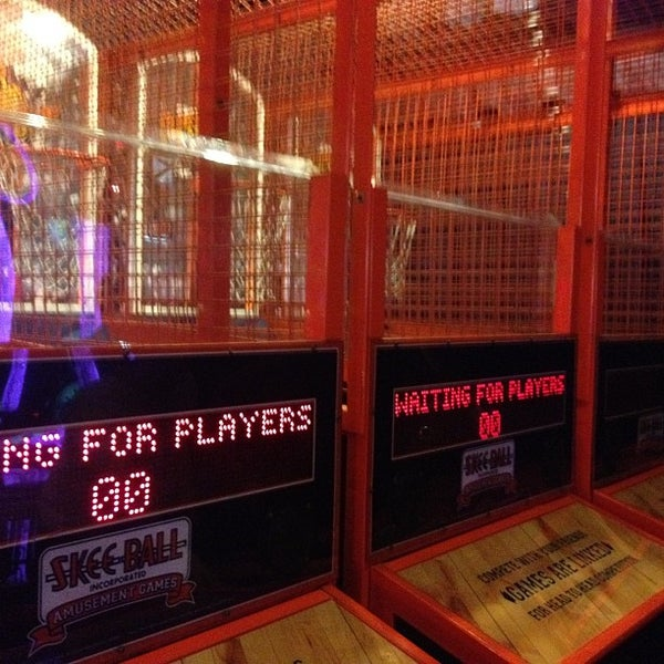 Photo taken at Dave & Buster's by james l. on 1/12/2013