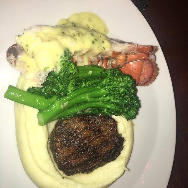 Photo taken at STACK Restaurant & Bar by Megan F. on 8/9/2016