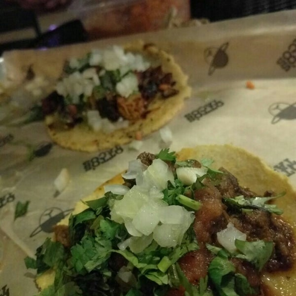 Photo taken at Otto's Tacos by Bear S. on 4/2/2016