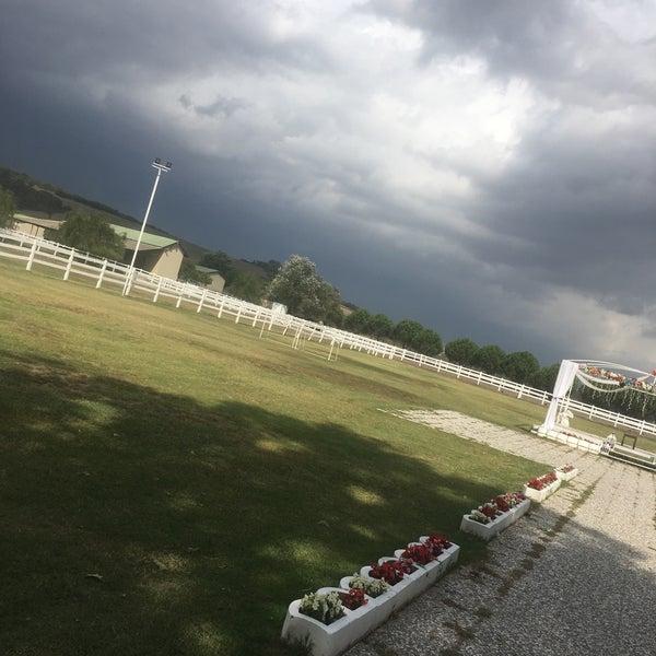9/21/2017 tarihinde Özgeziyaretçi tarafından Olimpos At Çiftliği'de çekilen fotoğraf