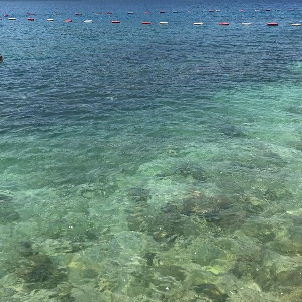 Das Foto wurde bei Olympos Mocamp Beach Club von Samet G. am 8/8/2018 aufgenommen