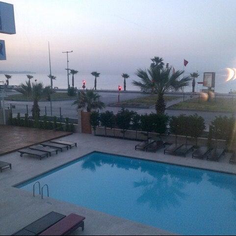 4/6/2013 tarihinde Efeziyaretçi tarafından Sea Life Resort Hotel'de çekilen fotoğraf