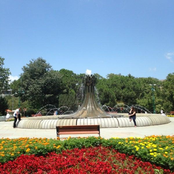 7/11/2013にEmre S.がTaksim Gezi Parkıで撮った写真