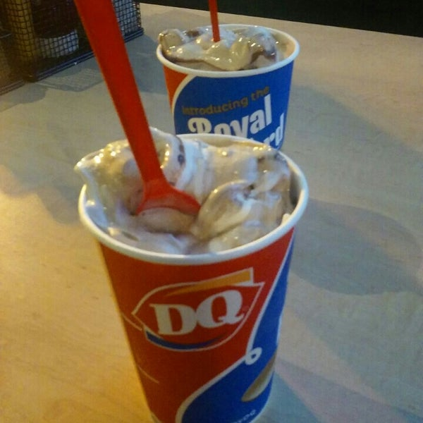 Photo taken at Dairy Queen by BaronessAnn D. on 7/27/2016