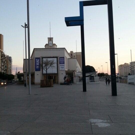Foto tomada en CAC Málaga - Centro de Arte Contemporáneo por Jose Miguel C. el 12/1/2012