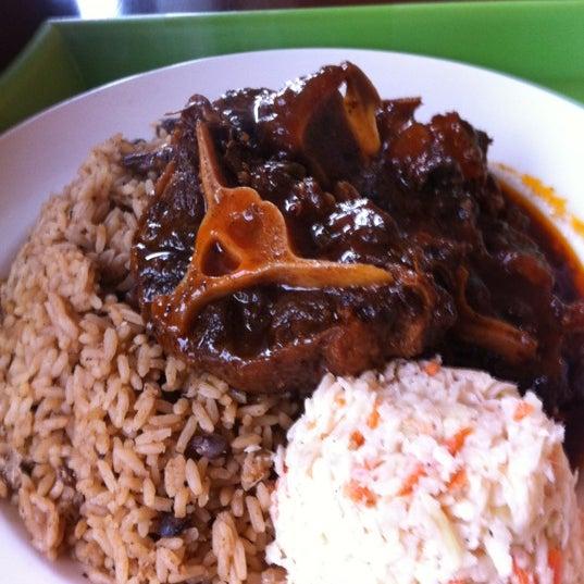 Albert S Real Jamaican Foods Menu