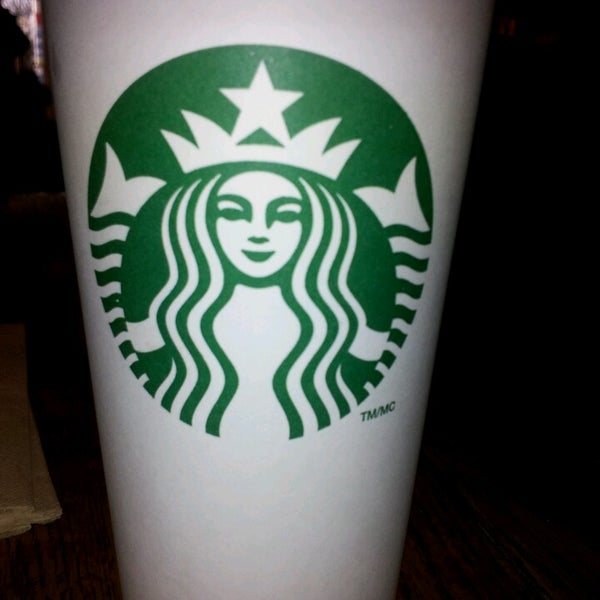 Photo taken at Starbucks by Valrie P. on 3/17/2013