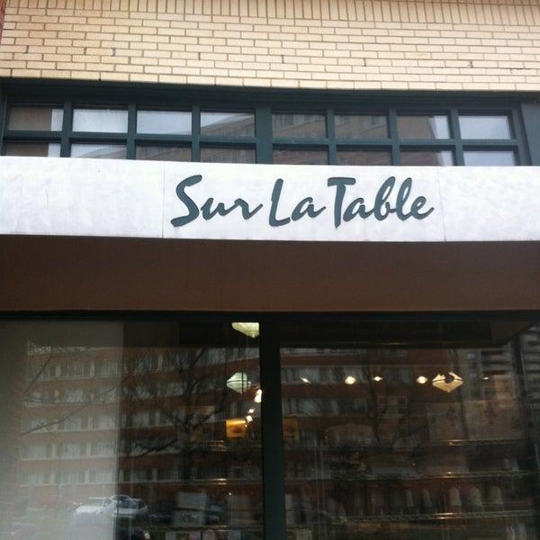 Sur La Table Furniture Home Store