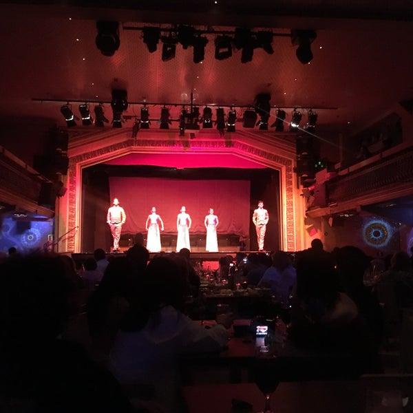 Photo taken at Palacio del Flamenco by Clara G. on 4/15/2017