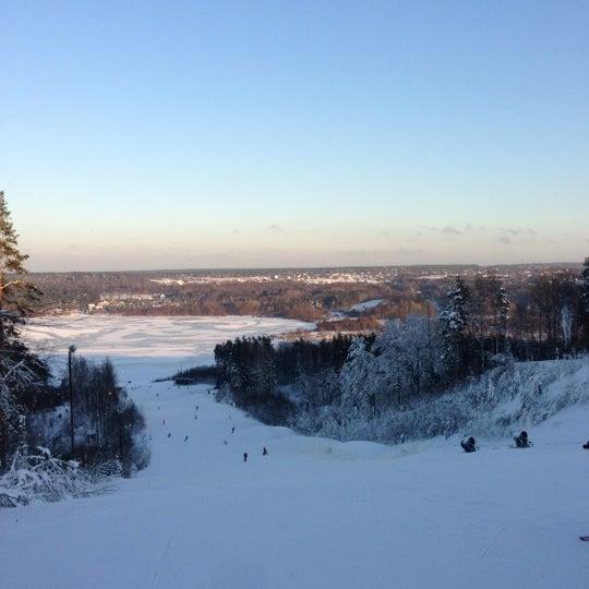 Снимок сделан в Красное озеро пользователем ВВ 12/16/2012