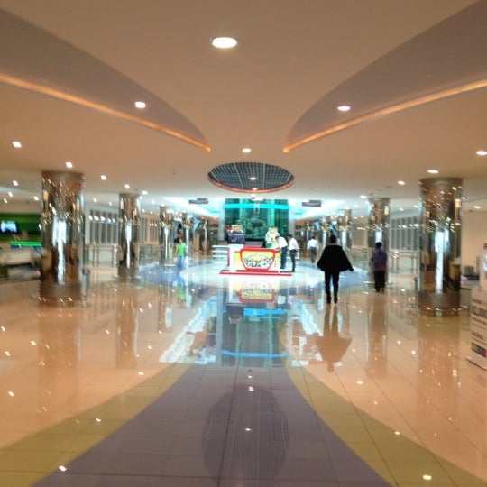 Photo taken at Mushrif Mall by BuSaif A. on 11/5/2012