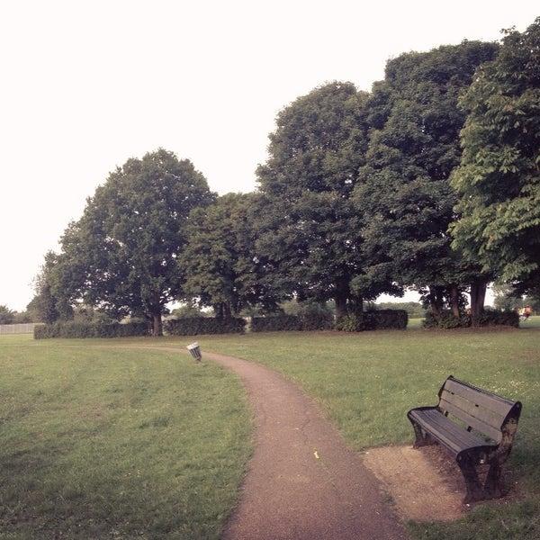 Hampson park stevenage