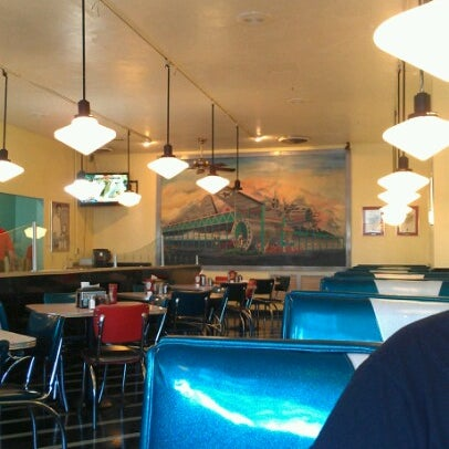 Photo taken at 59 Diner by Janell M. on 11/13/2012