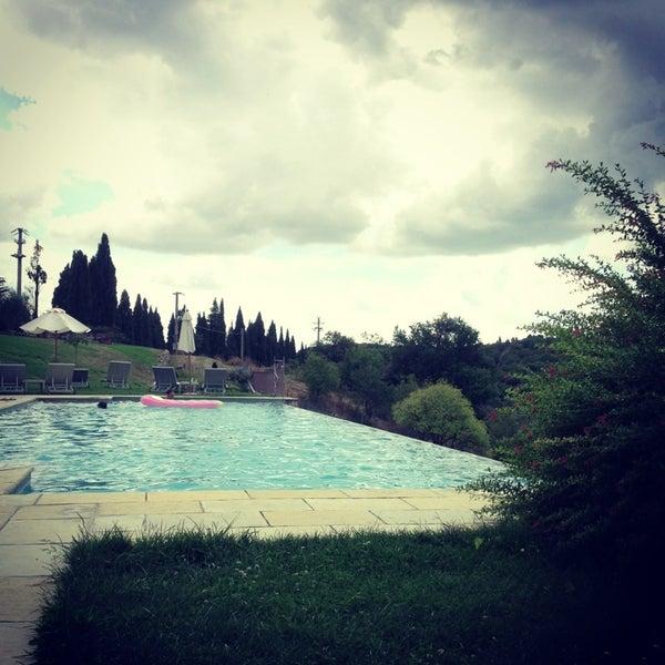 Foto scattata a Borgo di Pietrafitta Relais da Bogusz J. il 8/29/2013