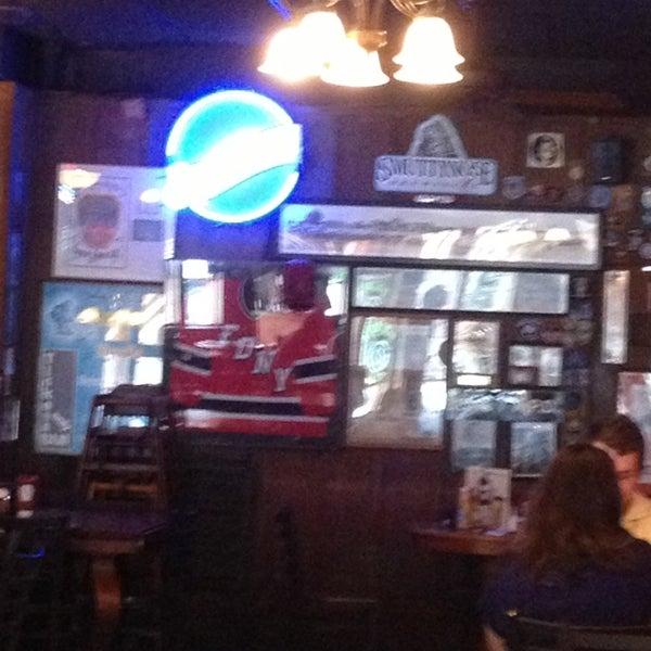 Photo taken at Manuel's Tavern by David H. on 5/25/2013