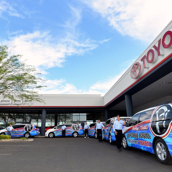 Photo Taken At Precision Toyota Of Tucson By Precision Toyota Of Tucson On  4/22