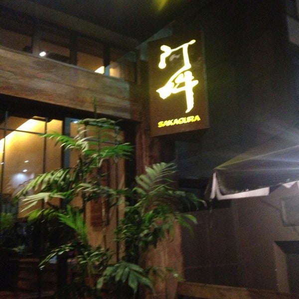 Foto tirada no(a) Sakagura A1 |  酒倉 por Luis A. em 2/27/2013