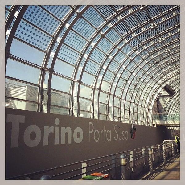 Stazione torino porta susa estaci n de tren en torino - Treni torino porta susa ...
