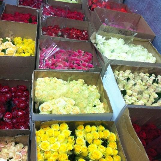 Оптовый цветочный рынок в ростове на дону