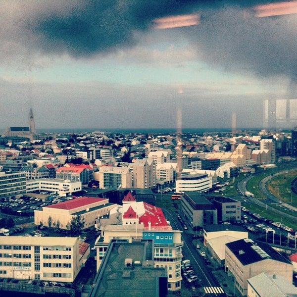 Photo taken at Höfðatorg by Stefan E. on 9/3/2013