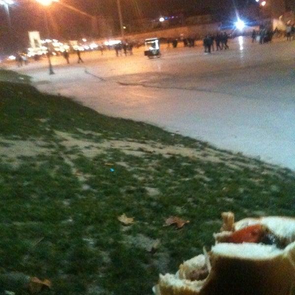 10/14/2013にali e.がTaksim Gezi Parkıで撮った写真