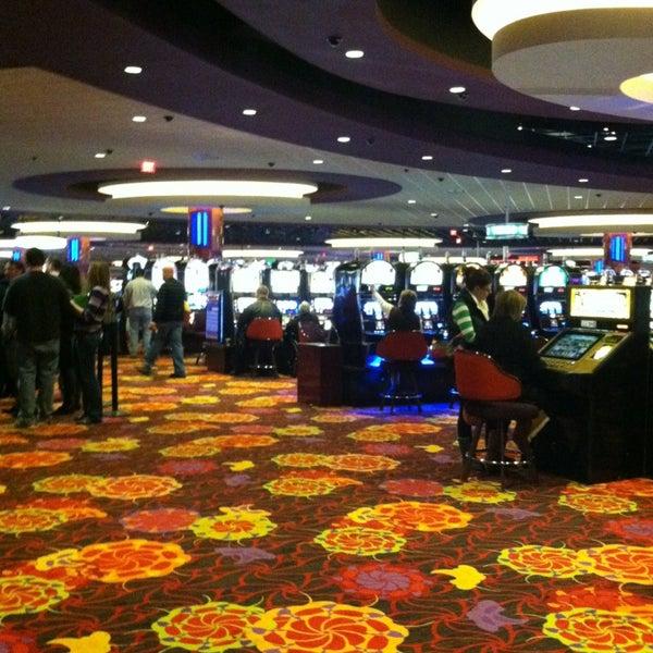 Meadows casino players club