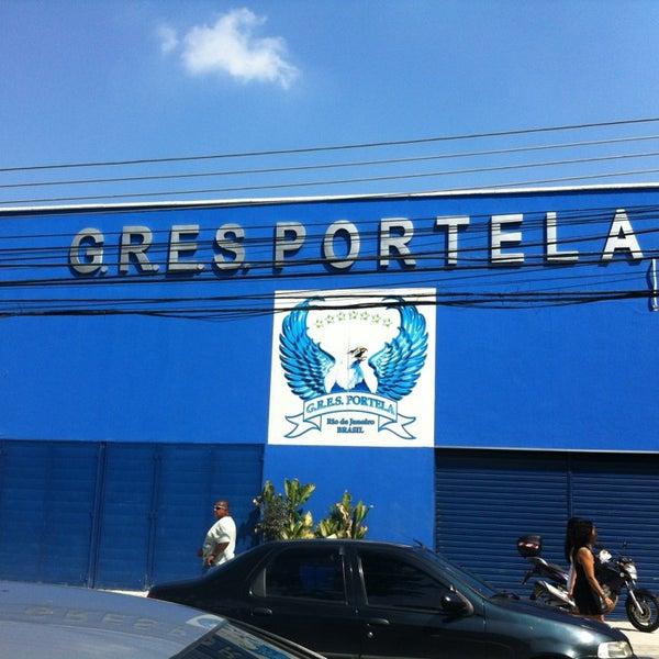 Foto tirada no(a) G.R.E.S. Portela por Ju L. em 1/5/2013