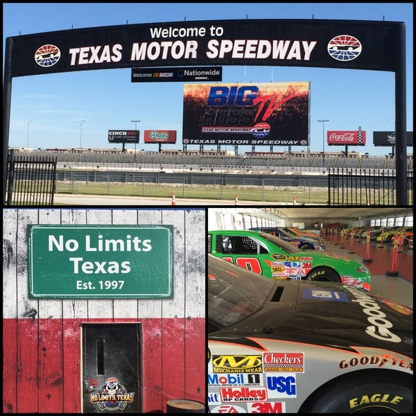 Texas motor speedway drive by northlake tx for General motors jobs dallas tx