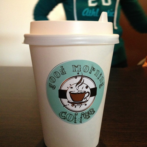 Снимок сделан в Good Morning Coffee пользователем Oksana D. 1/24/2013