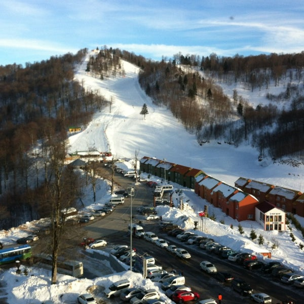 Foto tomada en The Green Park Kartepe Resort & Spa  por Alper K. el 1/15/2013