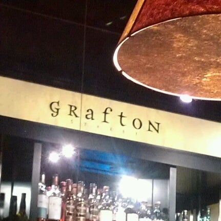 Photo taken at Grafton Street Pub by Gina T. on 11/4/2012