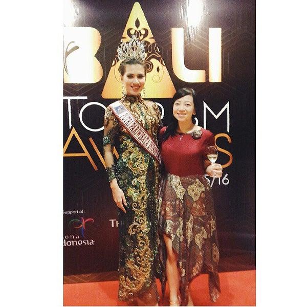 Photo taken at Bali International Convention Centre (BICC) by Febrina B. on 8/27/2015