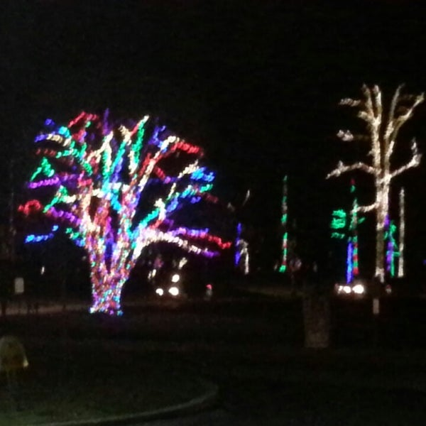 photo taken at herrs christmas lights by desi s