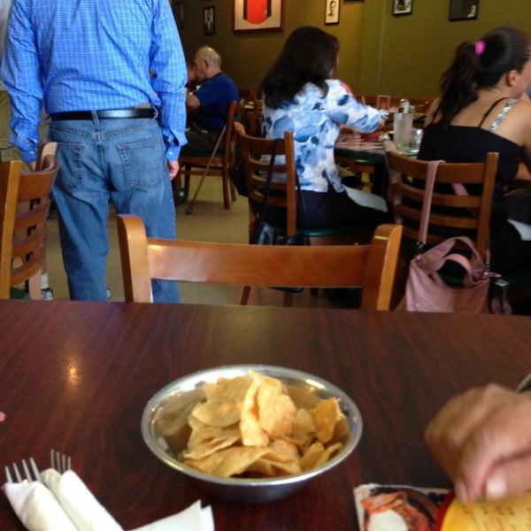 Damian S Mexican Restaurant Menu