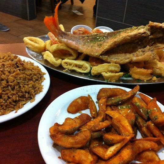 Seafood Restaurant On Saint Catherine