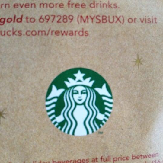 12/6/2012에 Jenny P.님이 Starbucks에서 찍은 사진