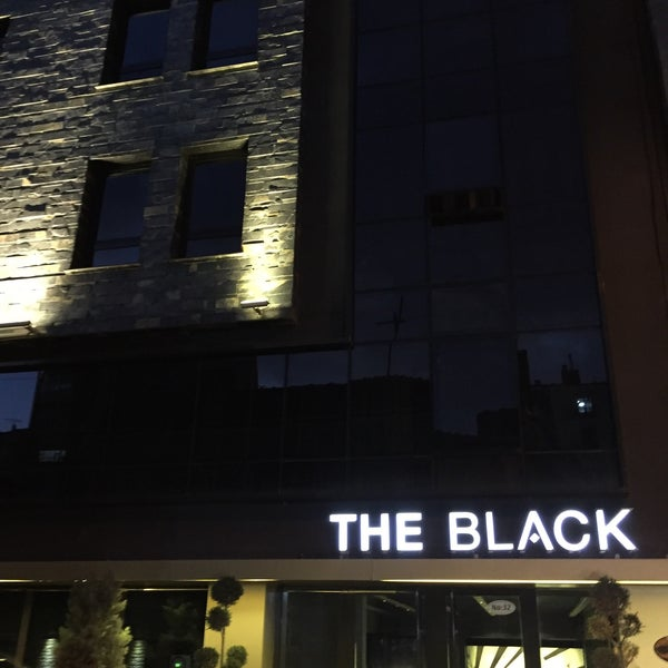 12/3/2015 tarihinde Melih S.ziyaretçi tarafından The Black Otel'de çekilen fotoğraf