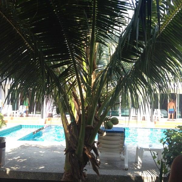 Phi Phi Island Cabana Hotel: The Popular Beach Resort, Phi-phi Islands, Thailand