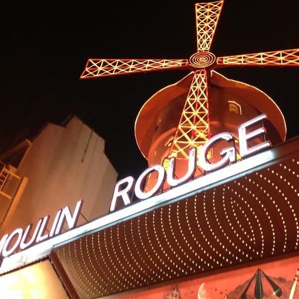 Photo taken at Moulin Rouge by Ulyana K. on 5/16/2013