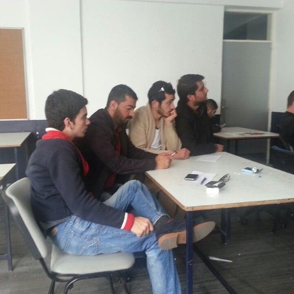 Photo prise au Girne American University par Alparslan Ertuğrul Y. le3/21/2013