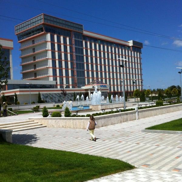 Снимок сделан в Санаторно-курортный комплекс «Русь» пользователем ⭐Olesya🔆🔅🌟 V. 5/8/2013