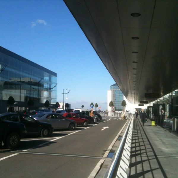 Снимок сделан в Брюссельский аэропорт (BRU) пользователем Alex 10/30/2013