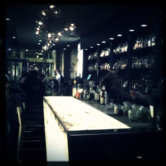 Photo taken at Sable Kitchen & Bar by Chris M. on 10/24/2012
