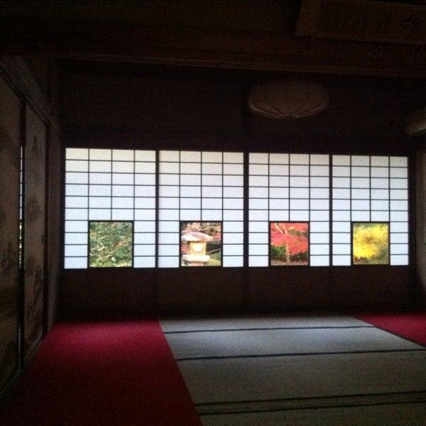 11/28/2013にAkira H.が瑠璃山 雲龍院で撮った写真