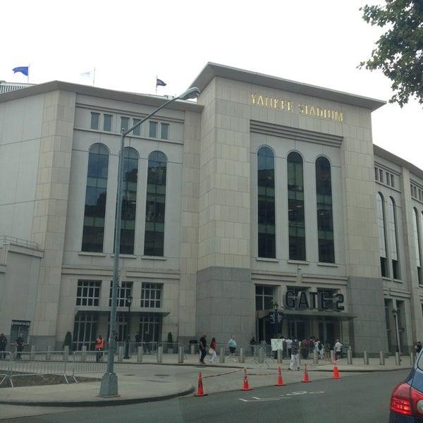 Photo taken at Yankee Stadium by Roxana R. on 7/27/2013