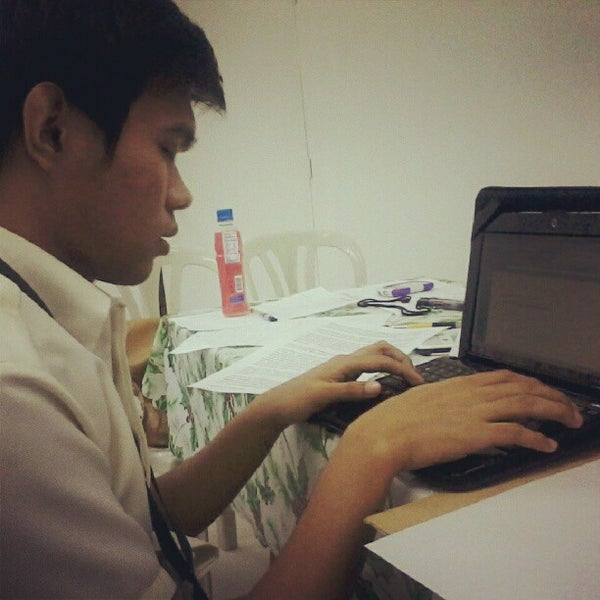Photo taken at Philippine Information Agency (PIA) by Janine G. on 12/4/2012